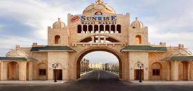 Sun rise Royal Makadi Resort